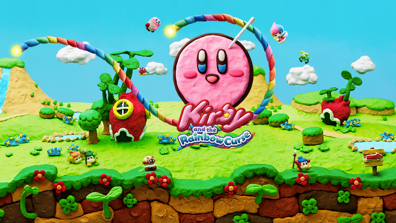 Kirby and the Rainbow Curse: Release am 8. Mai!