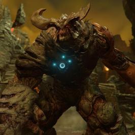 Bethesda E3 2015 – Doom!