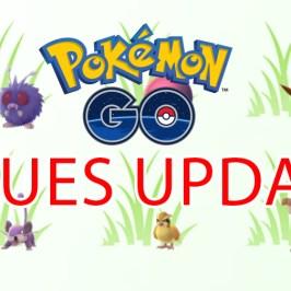 Pokémon Go – Neues Update, neuer Tracker!