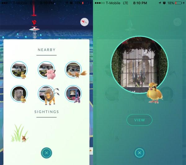 Pokémon Go neuer Tracker