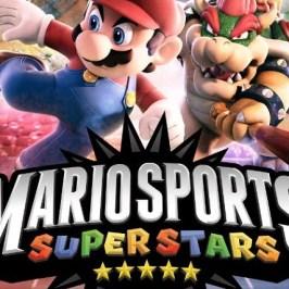 Mario Sports Superstars angekündigt!