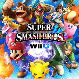 Super Smash Bros. – 30kg (P)Reisgeld!