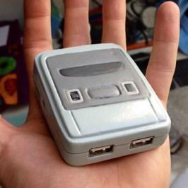Mini SNES – Konsolenklassiker in Micro-Format