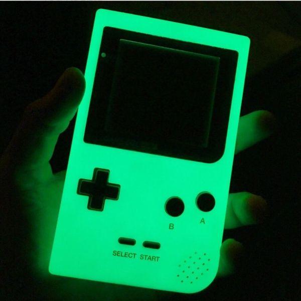Imagineer Glow In Dark GameBoy Pocket