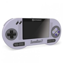 SupaBoy S Handheld – Das SNES für unterwegs!