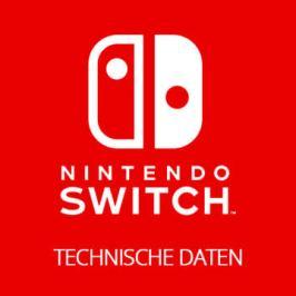 Nintendo Switch – Technische Daten