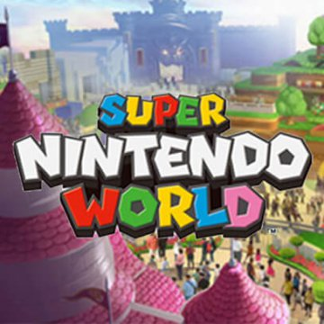 Super Nintendo World – Nintendos Themenpark!