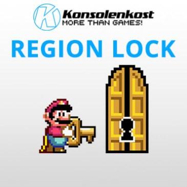 Alle Infos zum Region Lock bei Spielen & Konsolen