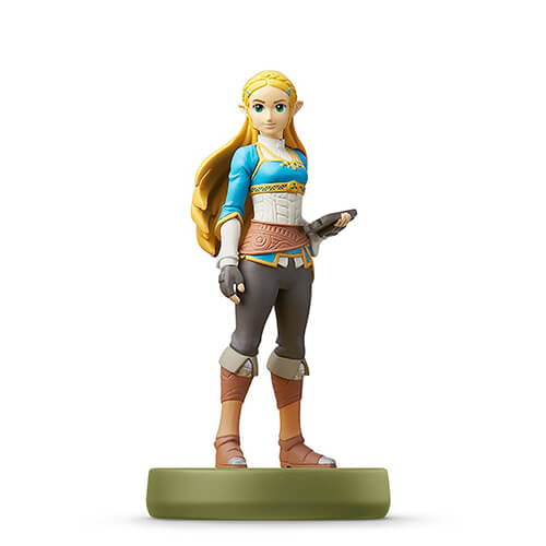 Breath of the Wild Amiibo Zelda