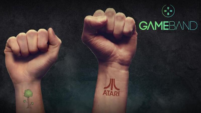 Atari Gameband
