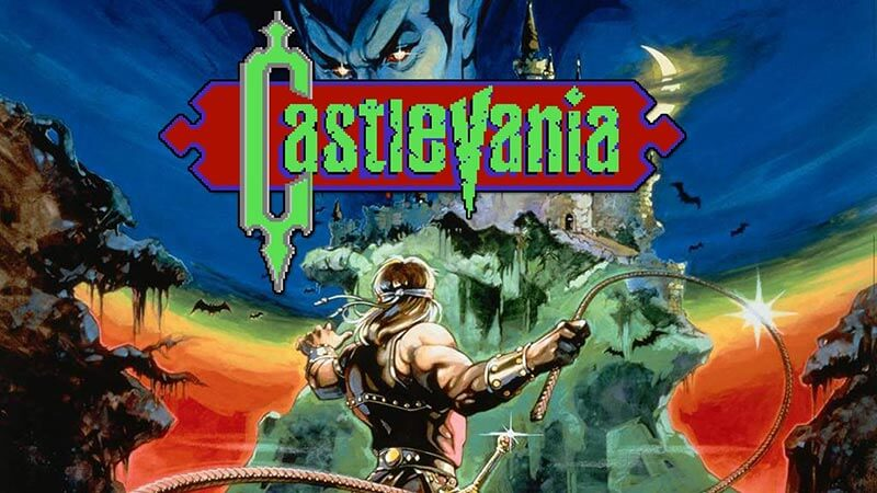 Castlevania Serie