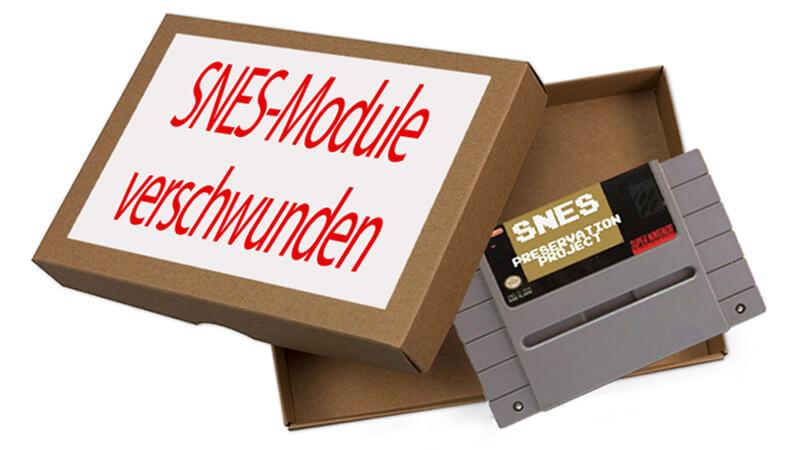SNES-Module