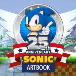 Sonic Artbook zum 25. Jubiläum!