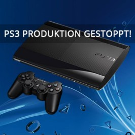 PS3 Produktion in Japan gestoppt!