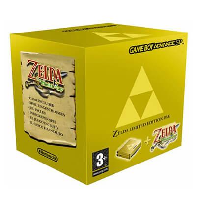 24 Karat Gold GameBoy Advance SP