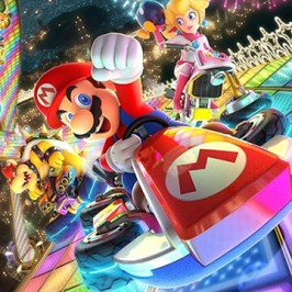 Mario Kart 8 Deluxe – Neue Gameplay Videos!