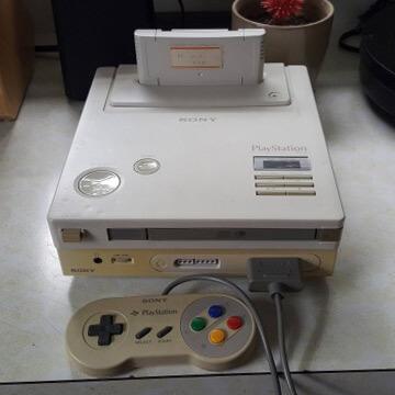 Nintendo Playstation wieder zum Leben erweckt!