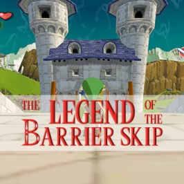 Zelda Wind Waker – The Legend of the Barrier Skip