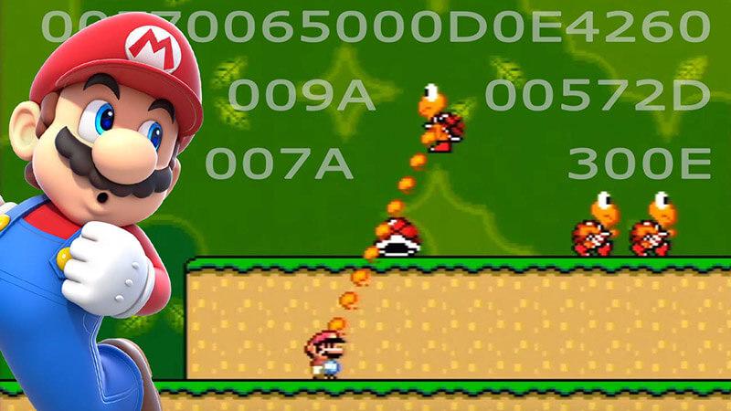 Super Mario World Mod
