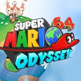 Super Mario Odyssey 64 – Mod für Mützenkraft