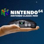 n64 classic mini