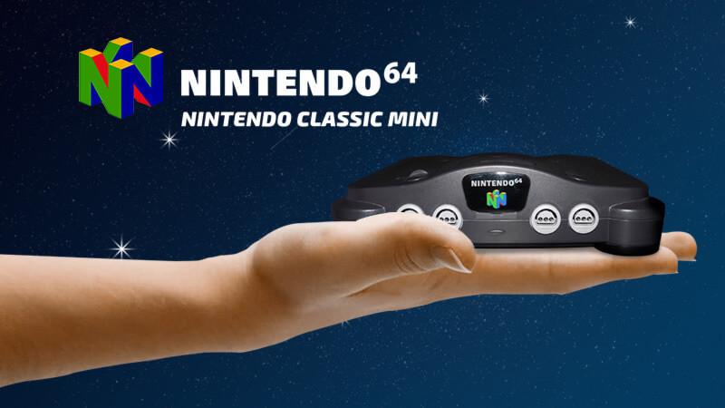 mini n64