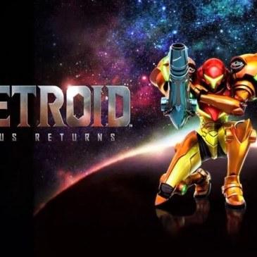 Kommt Metroid: Samus Returns für die Switch?