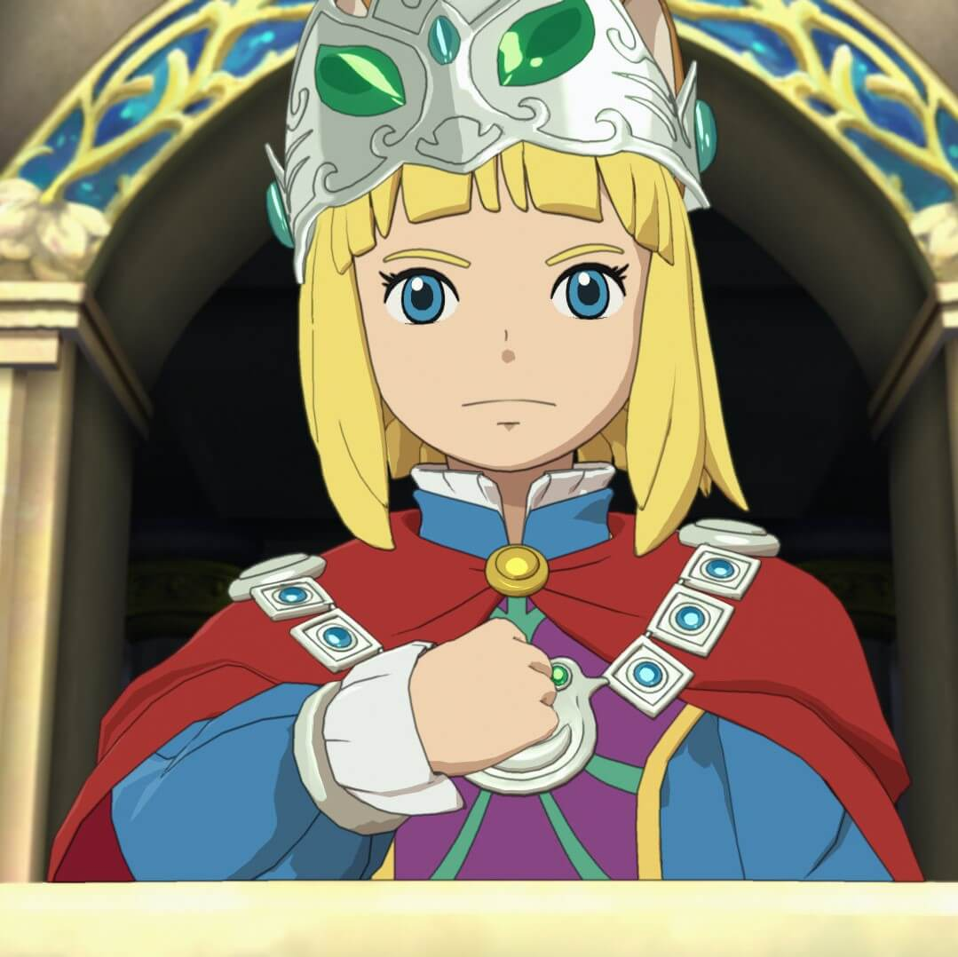 Ni no Kuni II Revenant Kingdom: Combat Trailer