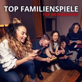 Die Top 10 Familienspiele für Weihnachten