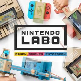 Nintendo Labo: Fahrzeug-Set kommt im September