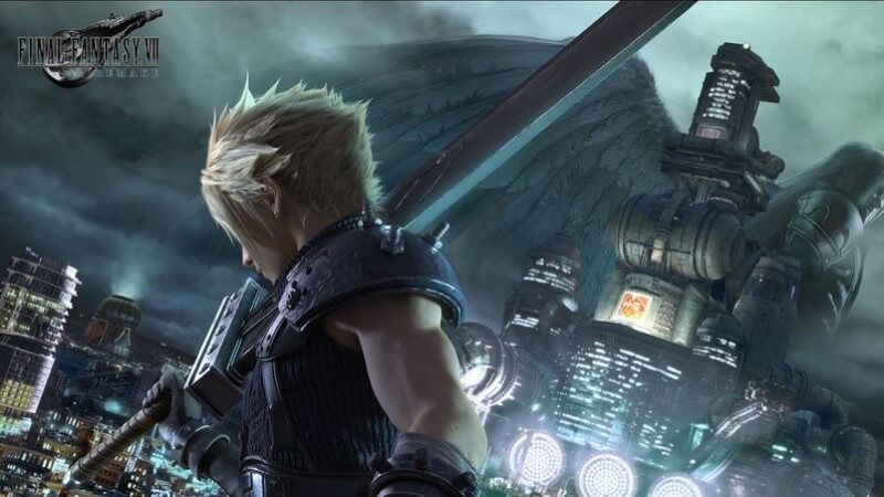 Final Fantasy 7 Remake: Cloud sieht anders aus