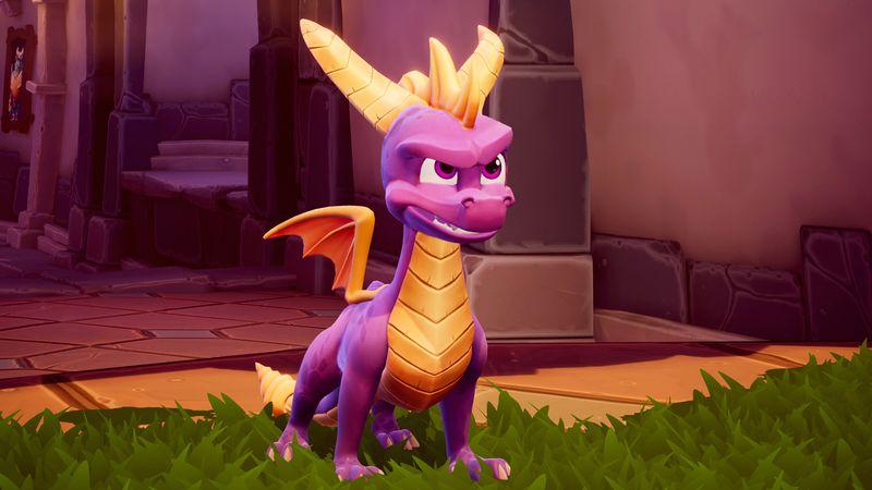 Spyro Reignited Trilogy Blogbild