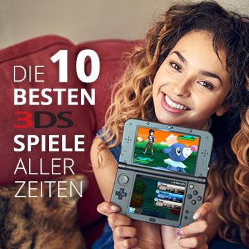 Die 10 besten Nintendo 3DS Spiele aller Zeiten!
