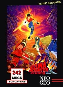 Kizuna Encounter für Neo Geo