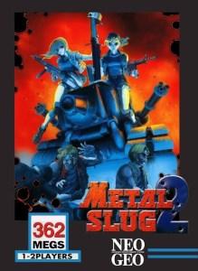 Metal Slug 2 für Neo Geo