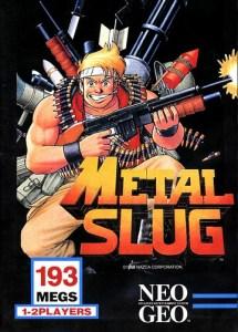 Metal Slug für Neo Geo
