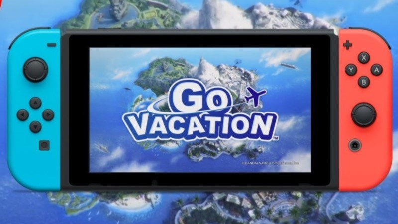 Go Vacation für Nintendo Switch