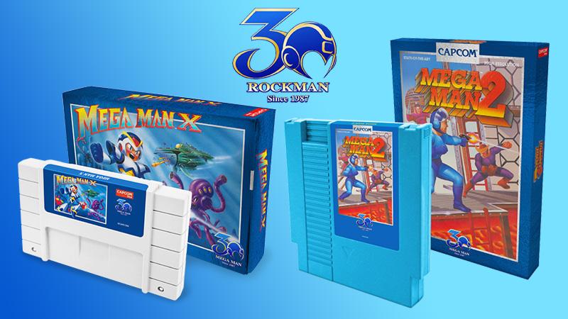 Neue Mega Man Module
