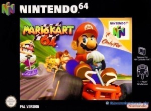 Mario Kart 64 Multiplayer