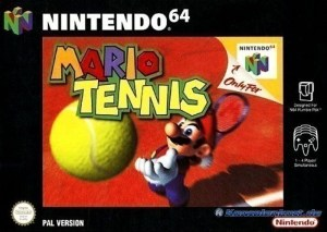 Mario Tennis Multiplayer