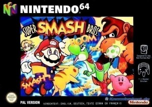 Smash Bros 64 Multiplayer
