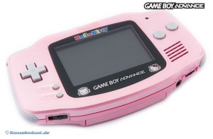 GBA Gameboy Editionen