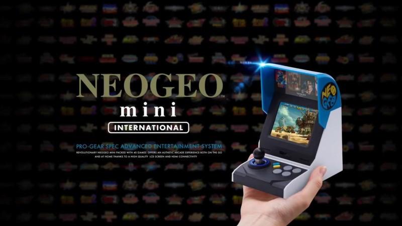 Neo Geo vorbestellen