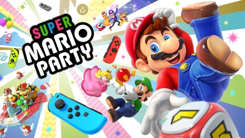 Mario Party Trailer Video