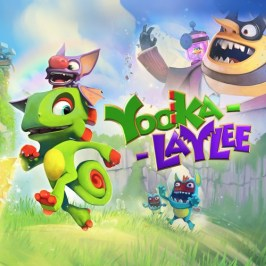 Yooka-Laylee bald mit N64-Filter!