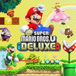 New Super Mario Bros. U Deluxe: Grafik-Analyse