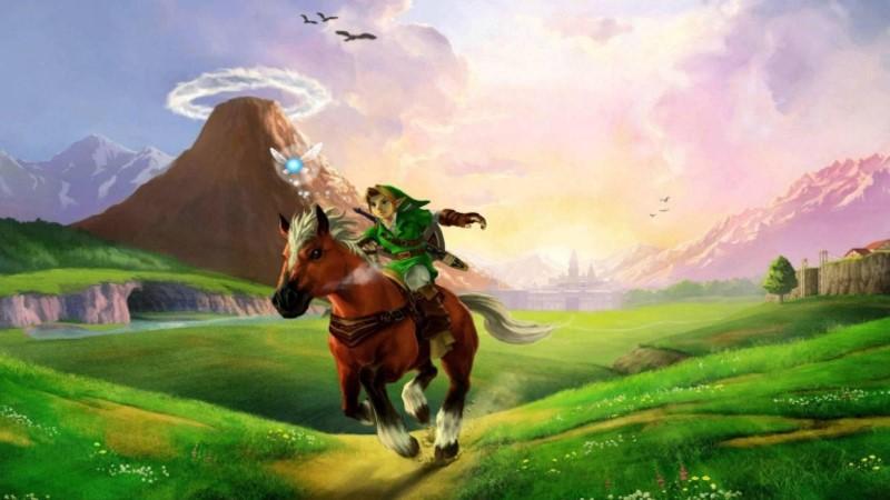 Zelda Coop Koop Modus Ocarina of Time