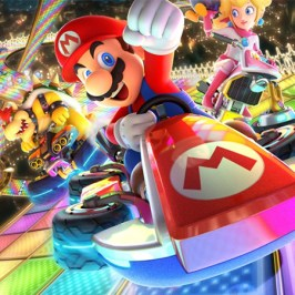 Wissenschaftliche Analyse zu Mario Kart 8 Fahrern