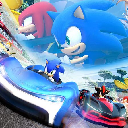 Team Sonic Racing – Customization Trailer