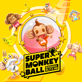 Super Monkey Ball: Banana Blitz HD für Switch